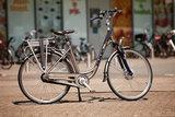 RAP Tour7 II Elektrische fiets op plein