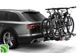 Thule EasyFold XT 3 met fietsen