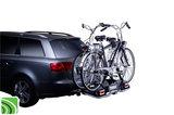 Thule EuroPower 916 met fietsen op auto