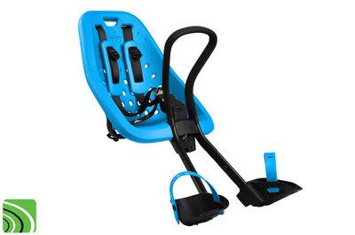 Thule Yepp Mini | Blue | Fietsstoeltje voor