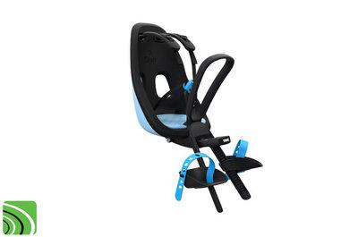 Thule Yepp Nexxt Mini | Aquamarine | Fietsstoeltje voor
