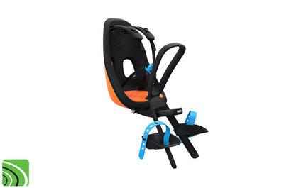Thule Yepp Nexxt Mini | Vibrant Orange | Fietsstoeltje voor