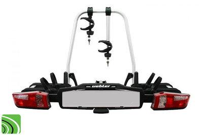 Uebler X21 S | Opvouwbare fietsendrager voor Elektrische Fietsen