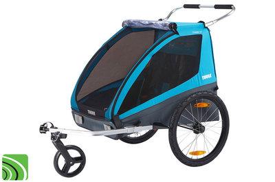 Thule Coaster XT | Fietskar - Fietstrailer - Kinderkar