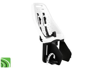 Thule Yepp Maxi | White | Fietsstoeltje achter (bagagedrager)