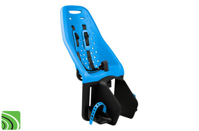 Thule Yepp Maxi | Blue | Fietsstoeltje achter (bagagedrager)