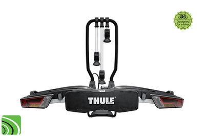 Thule EasyFold 934 XT 3 | volledig opvouwbare fietsendrager | 3 fietsen