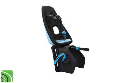 Thule Yepp Nexxt Maxi | Aquamarine | Fietsstoeltje achter (bagagedrager)