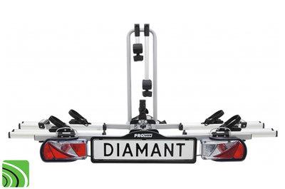 Pro-User Diamant | Met opbergtas | Trekhaak fietsendrager | Opvouwbaar |