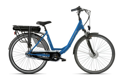 Hollandia E-Street E3 | Elektrische fiets | Voorwielmotor | Dames