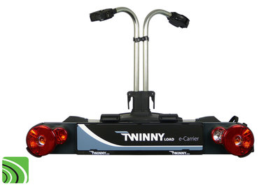 Twinny Load E Carrier Eenvoudig Fietsendrager Voor E Bikes