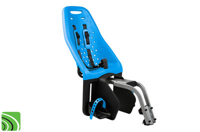 Thule Yepp Maxi fietsstoel blue