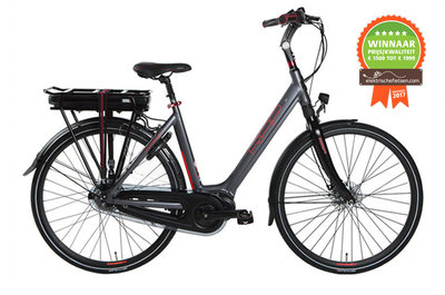 RAP Axis 8 best getest 2017 elektrische fiets