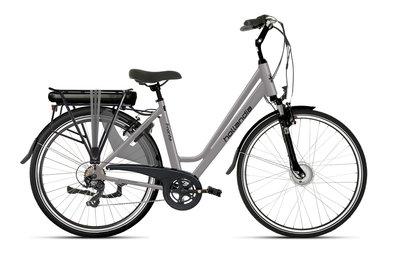 Hollandia Fronta Der6 - elektrische fiets - grijs