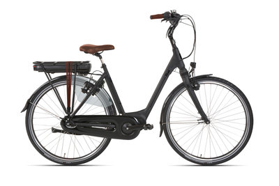 Rivel Fairbanks - elektrische fiets - zwart