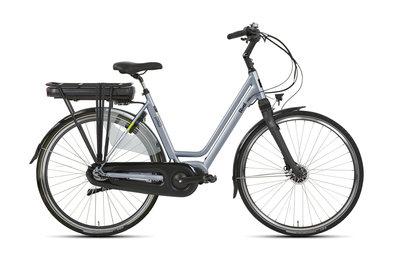 Rivel Portland - elektrische fiets - grijs
