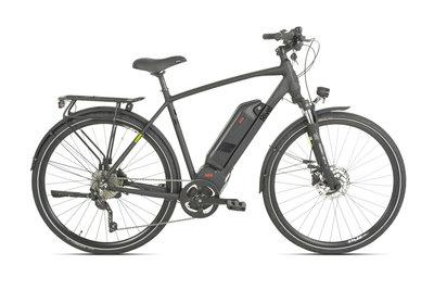 Rivel Pike - elektrische fiets - Heren - Mat zwart