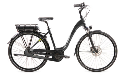 Rivel Durango - elektrische fiets - Mat zwart - Unisex